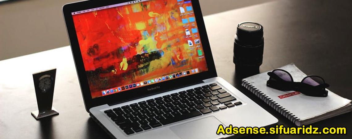 Pantau Website Dengan Adsense